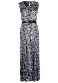 MICHAEL Michael Kors - Maxi jurk - Zwart