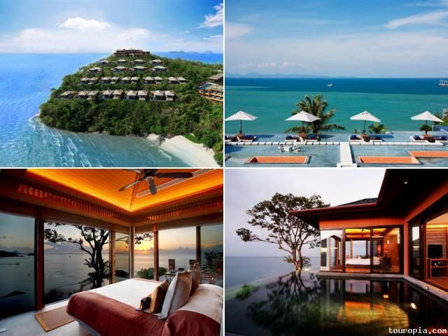 Beach resorts Thailand