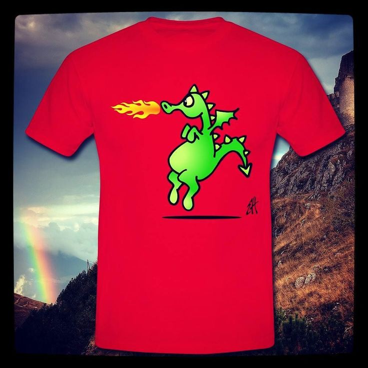 https://www.cardvibes.com/en/catalog/item/fire-breathing-dragon-fc  Fire breathing dragon T-Shirt design.  #dragon #tshirt #tshirtdesign  Available through these printing on demand services: #Spreadshirt #Cafepress #Zazzle #Redbubble #Society6 #Teepublic  Follow the link above this post to find this design in the Cardvibes Catalog. From there you can pick the #pod service of your choice to have the design printed on a T-shirt or other merchandise.  The Cardvibes Catalog can also be reached…