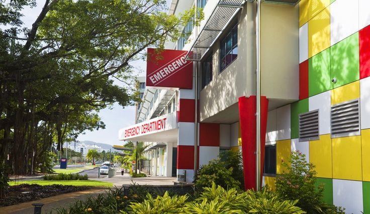 Cairns Hospital Emergency Department