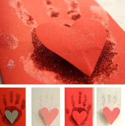11 Homemade Valentine's Cards Kids Can Make from @AllFreeKidsCrafts