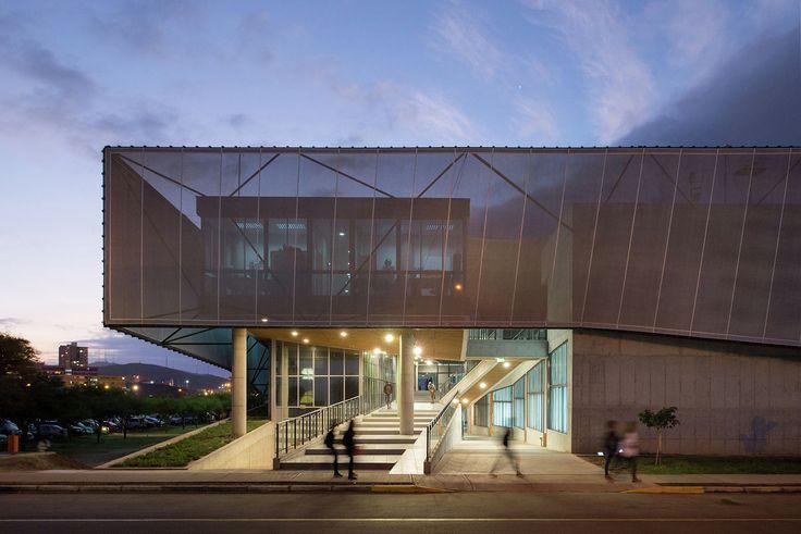 Gallery - Physics Department Building / Marsino Arquitectura - 4