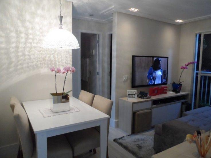 Apartamento 47m ideas for the house pinterest for Ideas apartamento pequeno