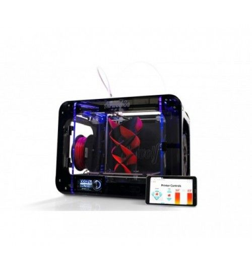AirWolf AW3D HDR WiFi, High-Precision and Ease of Use in One 3D Printer
