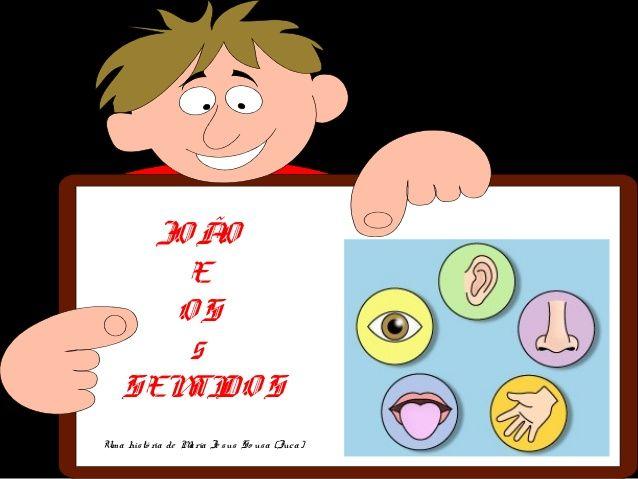 Joao E Os 5 Sentidos Livros Para Criancas Arte Educacao