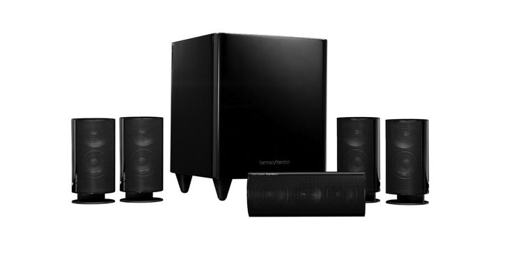 Get a full blown Harman Kardon surround sound home theatre system for just $160