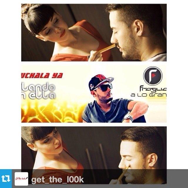 #Repost from @get_the_l00k with @repostapp --- Haciendo el Make Up para un divertido photo shooting con @fraguamusic y su equipo de trabajo @twobranding.... I love Make Up  #CamilaSotoMakeUp #GetTheL00k