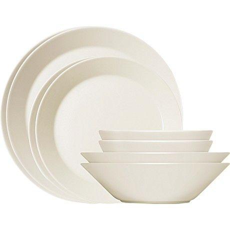 Iittala Teema 25% på et komplet Iittala Teema tallerkensæt til 12 personer! se tilbudet her: http://bestiksaet.dk/tallerkner/iittala-tallerkener/iittalateema/iittala-teema-komplet-tallerkensaet-hvid-12-personer.html