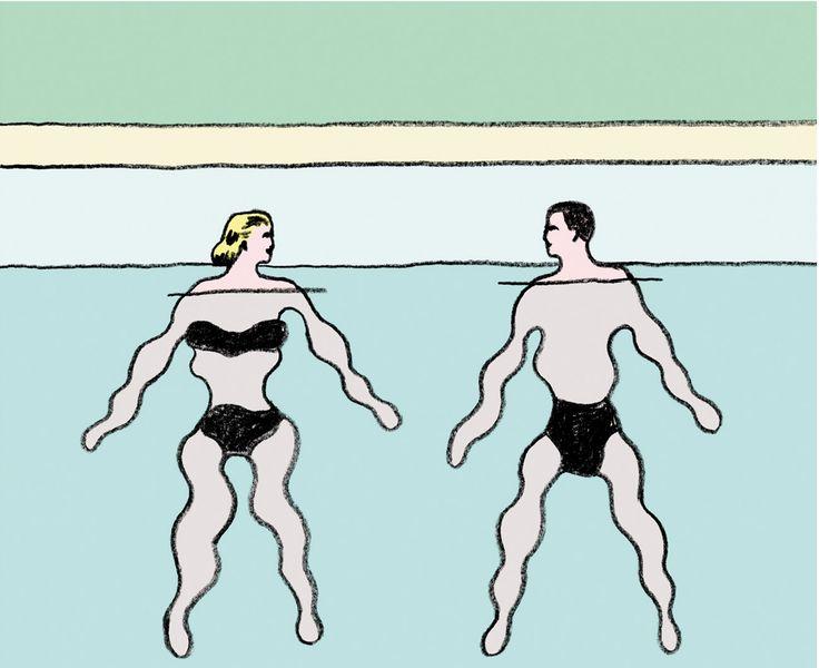 Alain Pilon #illustration