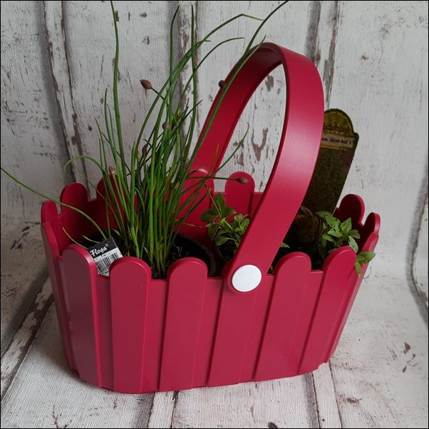 #Blumenkörbchen von #Emsa von Gartencenter-shop24 prsample