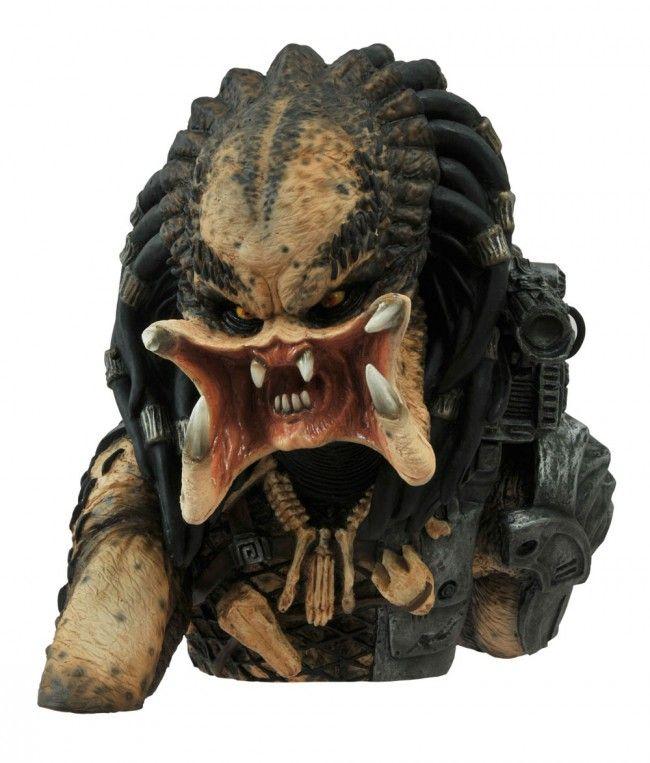 Predator Spardose Unmasked Predator 23 cm