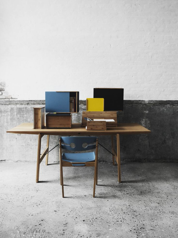 WE:DO:WOOD, danish furniture company. They combine design, quality and responsibility in every phase of the process.
