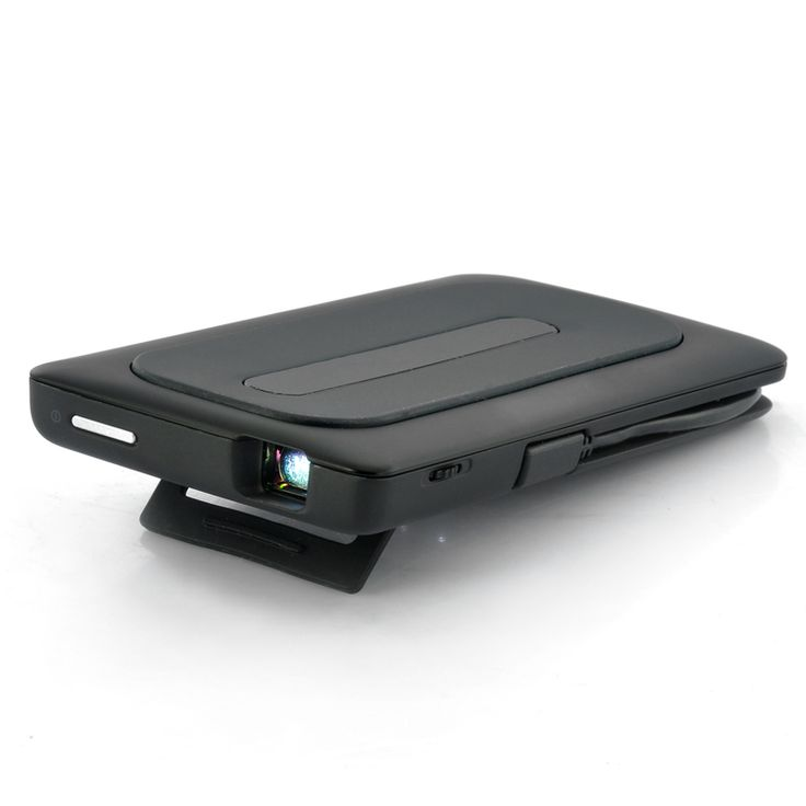 Featured Product: The World's Smallest and Thinnest DLP Projector (and it charges your phones)