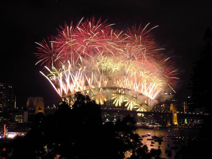 NYE 2013 #Sydney #Australia #HarbourBridge