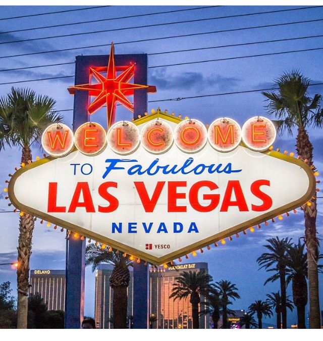 Viva Las Vegas! This vibrant city made it into  the top 10  most Instagrammed Cities in the world.  You need to check our Vegas at least once in your life...preferably with a lot of cash!