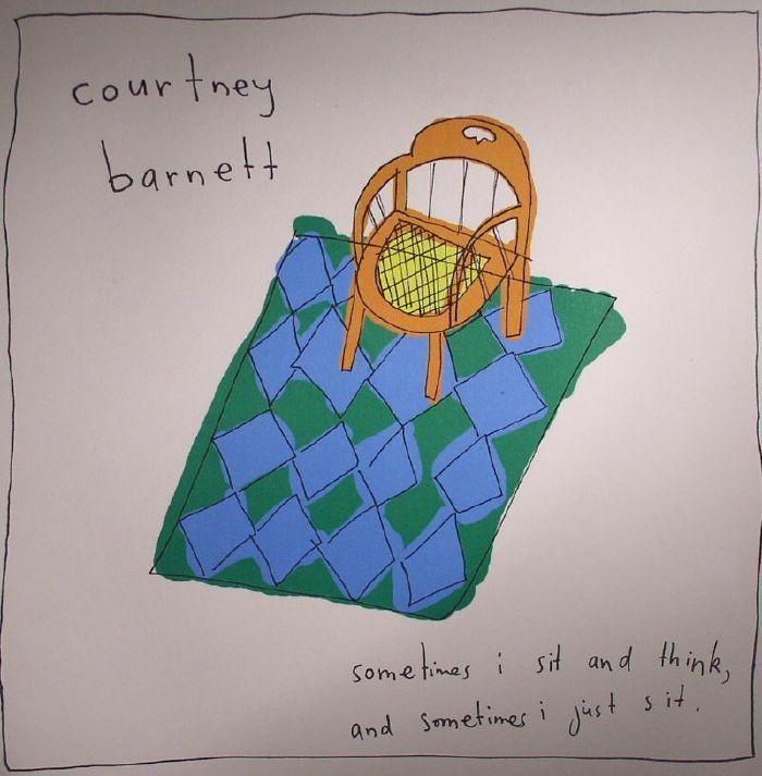 Courtney BARNETT - Sometimes I Sit & Think & Sometimes I Just Sit (Marathon Artists)