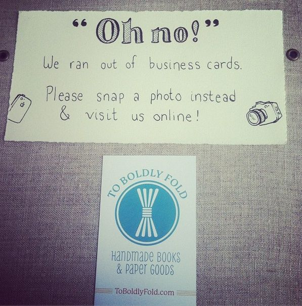 100 best fresh pinspiration images on pinterest business cards an interesting emergency measure for when youve run out of business cards this reheart Choice Image