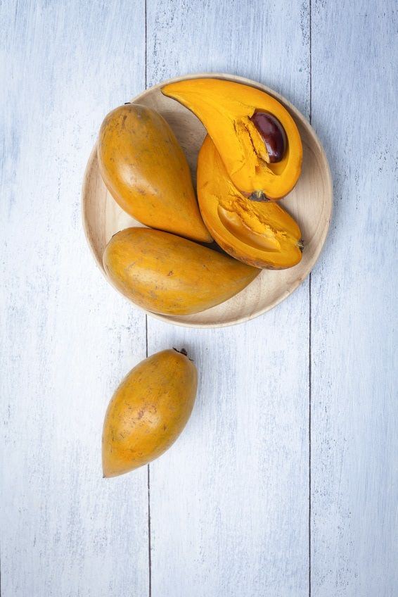 """The New [Superfood] Kids on the Block (Part 5): Lucuma - The fruit known as """"The Gold of the Incas"""" is available in the USA in powder form. Packed with nutrients Lucuma is often used as a low glycemic sweetener in smoothies, baked goods, ice cream, and in yogurt."""