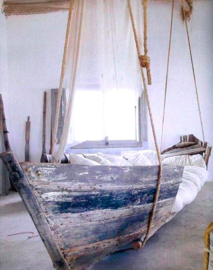 barque canapée