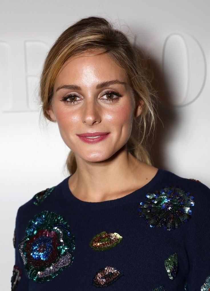 28 Times Olivia Palermo's Hair Was the Real Winner of 2016