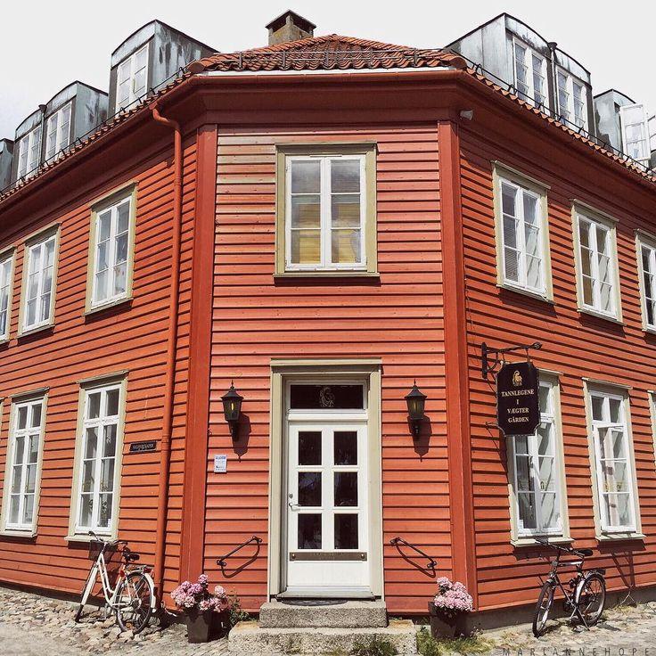 """The corner""  #fredrikstad"