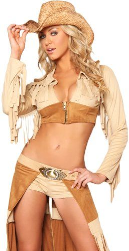 Sexy Cowgirl Dessous