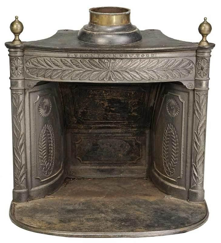 Peachy American Federal Iron And Brass Fireplace Insert Price Download Free Architecture Designs Pushbritishbridgeorg