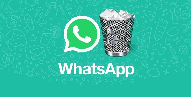 Eliminar un mensaje de WhatsApp ya enviado es posible desde hace poco tiempo. Te explicamos cómo funciona, lo que debes tener en cuenta, y cómo pue...