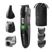 Remington Lithium Power Series All-In-One Grooming Kit, Men's Groomer, Trimmer, PG6025