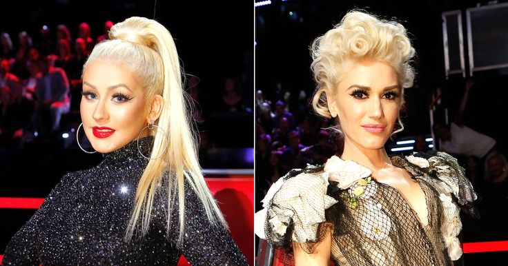 'The Voice' fans took sides between Christina Aguilera and Gwen Stefani during the show's season 10 premiere — read the reactions!