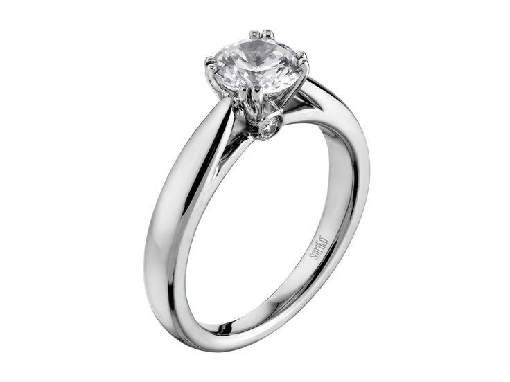 Collection: Radiance - M1188RD10 #WeddingRings #EngagementRings #DiamondRings #ScottKay #ScottKayJewelry