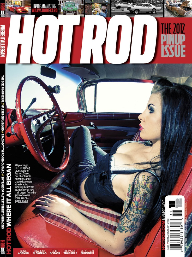 157 best Hot Rod Magazines images on Pinterest | Car magazine ...