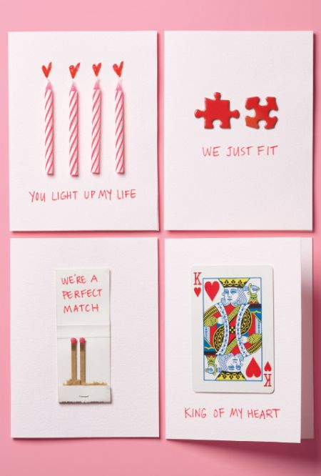 25 best ideas about Diy valentines cards – Cute Valentines Cards Ideas