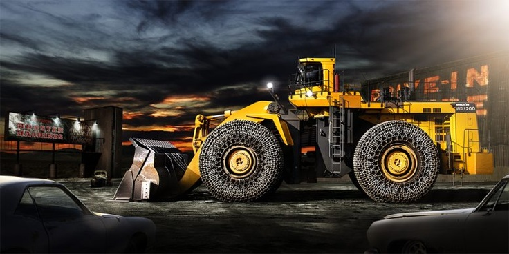 1000 Images About Construction Machines On Pinterest