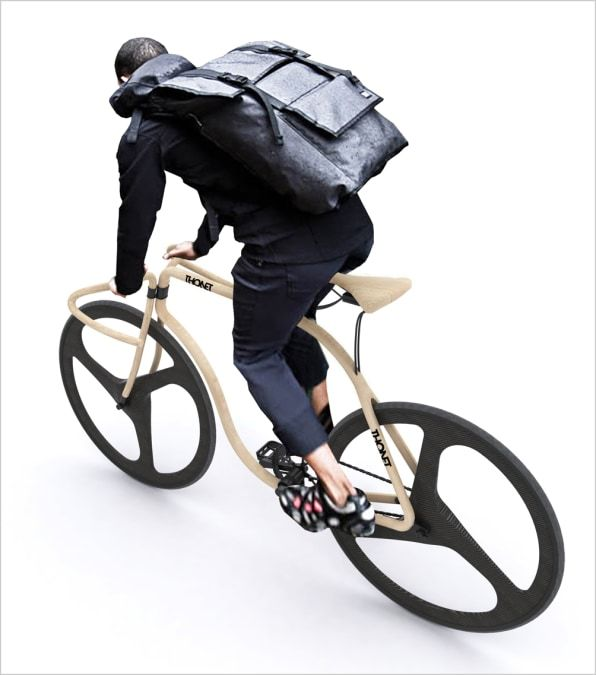 A 70 000 Wooden Bike Crafted Like A Century Old Chair Wooden