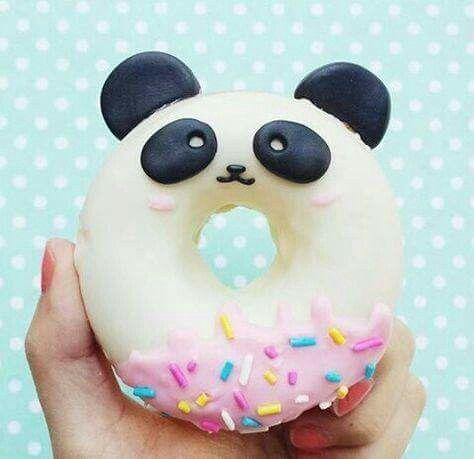 Panda Donuts!