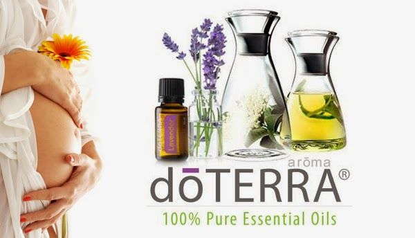 Pregnancy and doTERRA essential oils Part 1 - Healing in Our Homes
