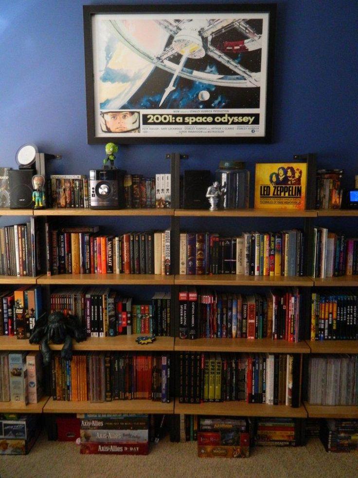 Geek Room Design Ideas: 25+ Best Ideas About Nerd Cave On Pinterest