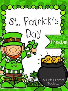 St Patricks Day FREEBIE full of St Patricks Day facts and a wordsearch too!