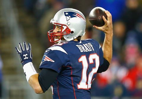 Tom Brady over the last five games: 5-0 record, 1,601 yards, 18 touchdowns, 1 interception, 72.6 completion percentage.</p><br /><br /><br /><br /><br /><br /><br /><br /> <p>Brady joins Dennis & Callahan tomorrow morning to kick off Patriots Monday.</p><br /><br /><br /><br /><br /><br /><br /><br /> <p>(Getty Images)