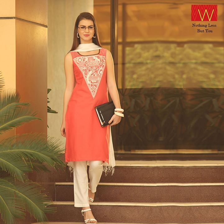 Some graceful dressing options here  http://www.wforwoman.com/products/ss15-latest-collection/ss15-topwear/