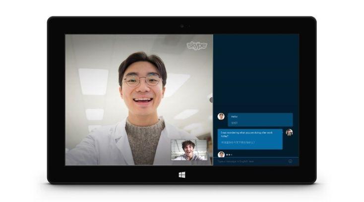 Tradutor de voz em tempo real do Skype ganha suporte a mais idiomas