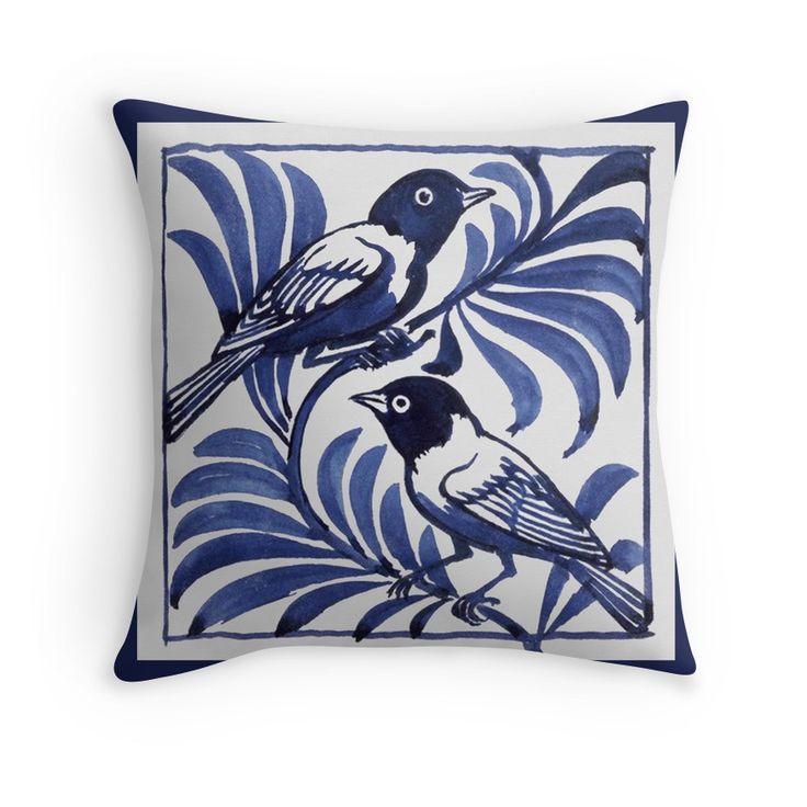 William De Morgan Birds