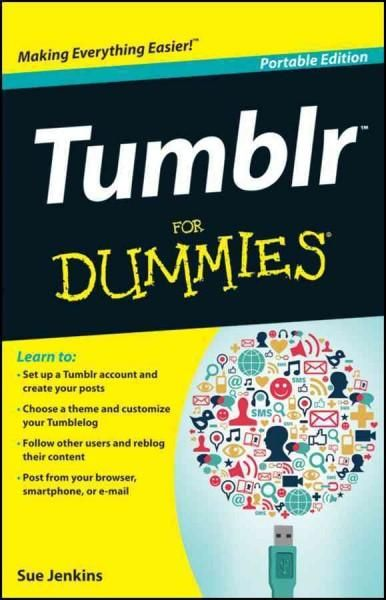 Create a Tumblelog and start posting--this fun, portable guide shows you how Tumblr may be a microblogging platform, but there's nothing micro about it. There's no limit to what you can post in your b