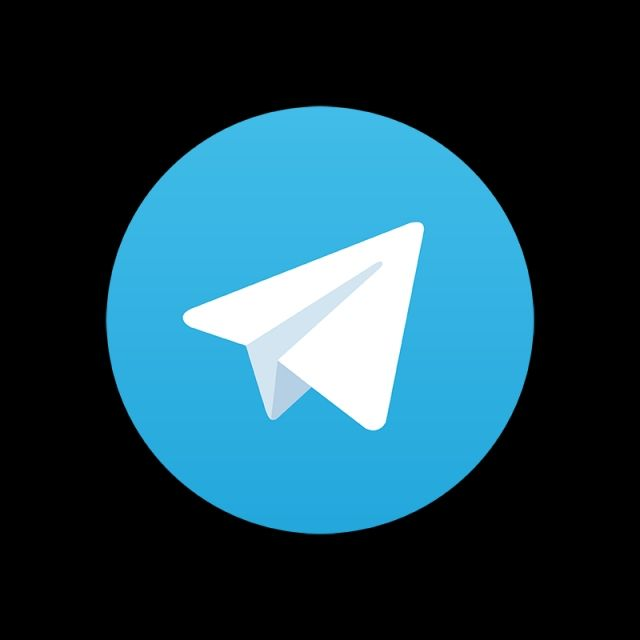 Telegram Icon Logo In 2020 Instagram Logo Logos Logo Facebook