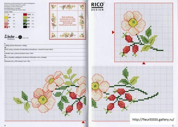Gallery.ru / Фото #136 - Rico 74, 75,76, 77, 78 - Fleur55555