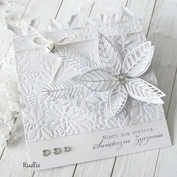 love, life and crafts Rudlis: Białe święta / White Christmas