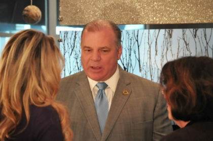 Senators Greenstein, Sweeney & O'toole Introduce Legislation To Modernize Megan's Law  – Senator Linda R. Greenstein, Senate President Steve Sweeney and Senator Kevin O'Toole announced today they have introduced legislation to revise and strengthen Megan's Law to improve community supervision of convicted sex offenders and to better protect New Jersey's children. To read more, click here: http://www.njsendems.com/release.asp?rid=4901