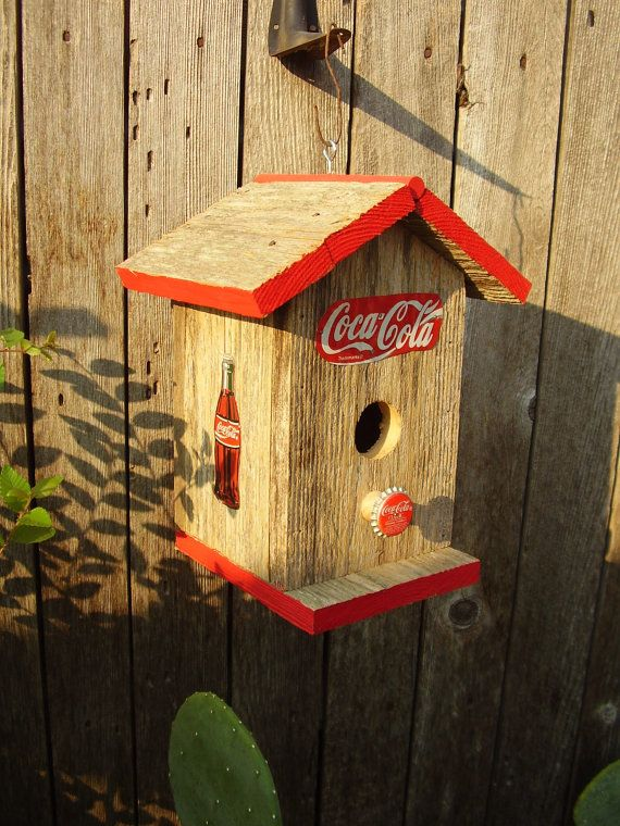 Wooden Bird House Woodworking Projects Amp Plans