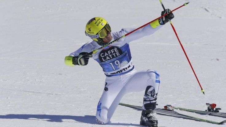 A new Nordica ambassador joins our team: it's Massimiliano Blardone. - NORDICA SKIS AND BOOTS